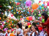 Hình ảnh buổi lễ khai giảng năm học mới